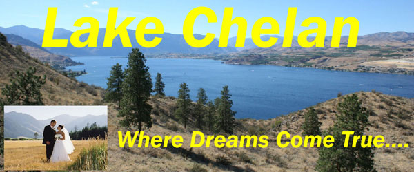Lake Chelan Wedding & Honeymoon Association Billboard